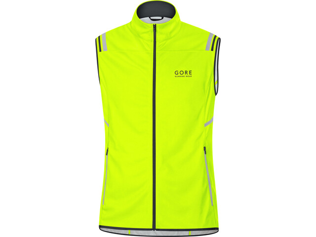 GORE RUNNING WEAR Mythos 2.0 WS Light SO Vest Men neon yellow